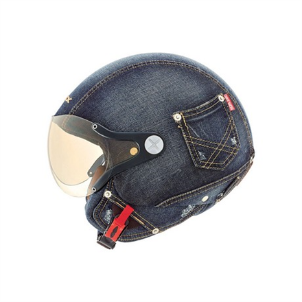 CASCO NEXX SX.60 DENIM JEANS