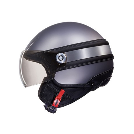 CASCO NEXX SX.60 ICE 2 DARK GREY