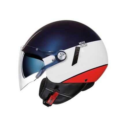 CASCO NEXX SX.60 VF SMART2 BLUE/WHITE