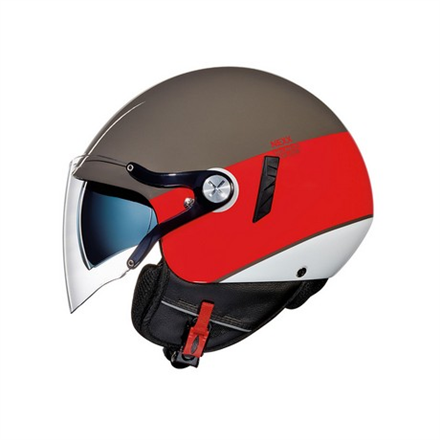 CASCO NEXX SX.60 VF SMART2 CONCRETE/RED