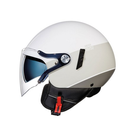 CASCO NEXX SX.60 VF SMART2 WHITE/GREY