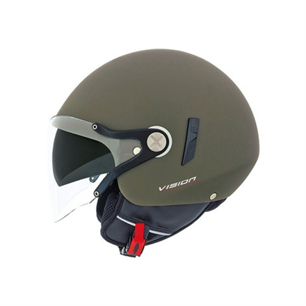 CASCO NEXX SX.60 VF2 MLT GREEN MT