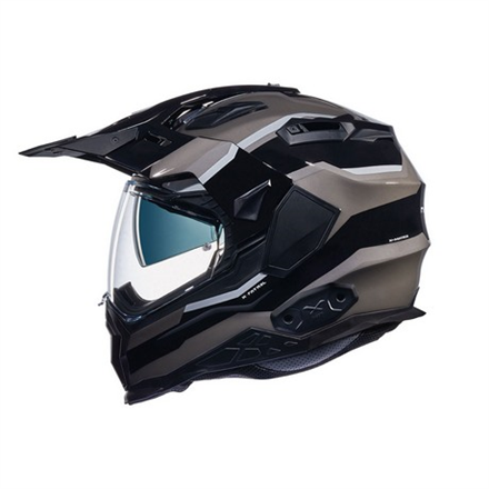 CASCO NEXX X.WED2 X-PATROL BLACK.DARK GREY