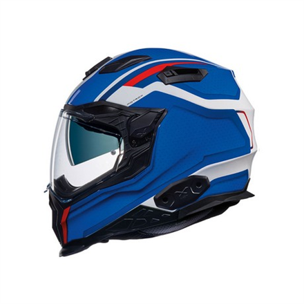 CASCO NEXX X.WST2 MOTROX WHITE.BLUE.RED