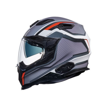 CASCO NEXX X.WST2 MOTROX WHITE.GREY.RED