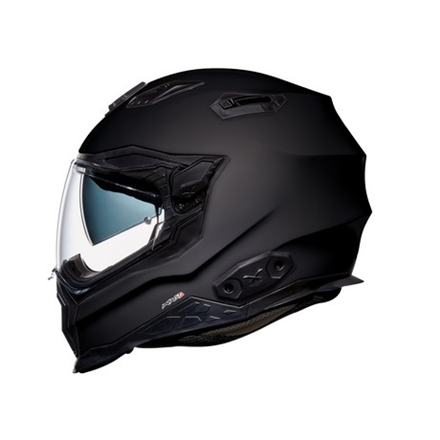 CASCO NEXX X.WST2 PLAIN BLACK MT