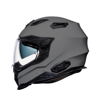 CASCO NEXX X.WST2 PLAIN DARK GREY MT