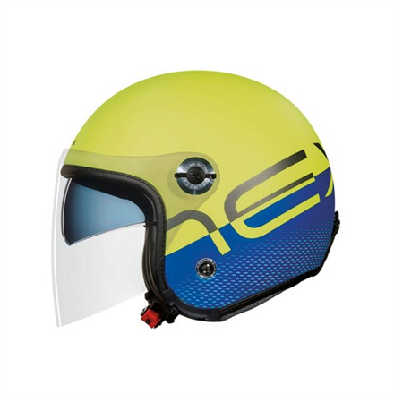 CASCO NEXX X70 CITY X NEON/BLUE MT