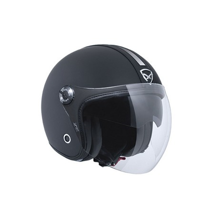CASCO NEXX X70 GROOVY BLK/BLACK MT
