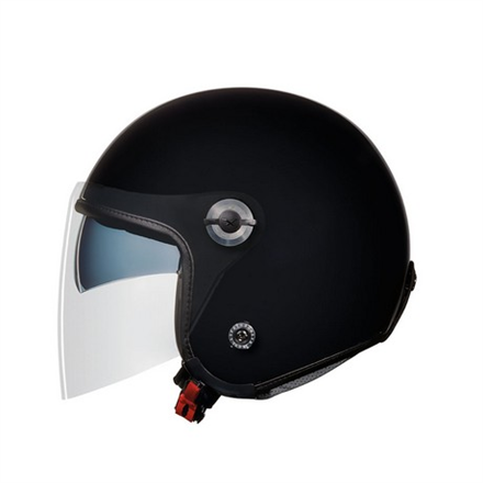 CASCO NEXX X70 PLAIN BLACK