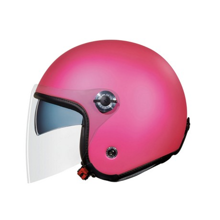 CASCO NEXX X70 PLAIN PINK MT