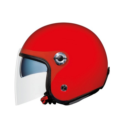 CASCO NEXX X70 PLAIN RED