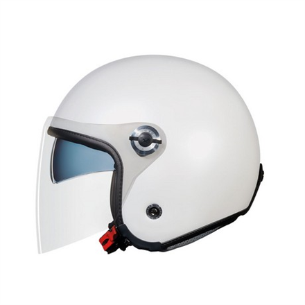 CASCO NEXX X70 PLAIN WHITE