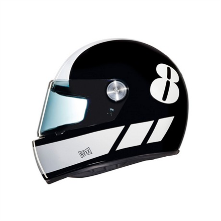 CASCO NEXX XG.100 R BILLY B BLACK
