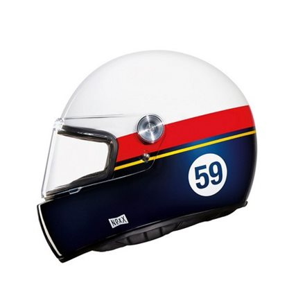 CASCO NEXX XG.100 R GRANDWIN WHT/RED/BLUE