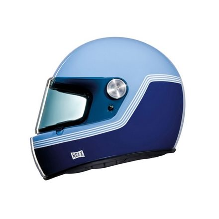 CASCO NEXX XG.100 R MOTORDROME BLUE