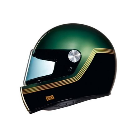 CASCO NEXX XG.100 R MOTORDROME GREEN