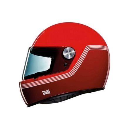 CASCO NEXX XG.100 R MOTORDROME RED