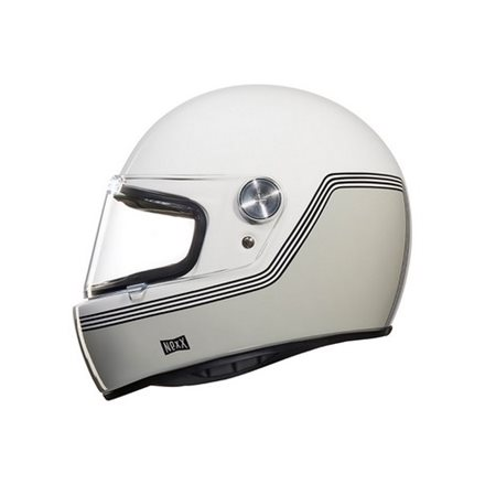 CASCO NEXX XG.100 R MOTORDROME WHITE