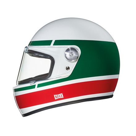CASCO NEXX XG.100 R RECORD WHITE/GREEN