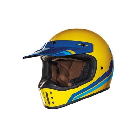 CASCO NEXX XG.200 DESERT RACE YELLOW