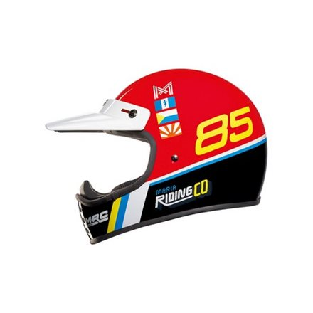 CASCO NEXX XG.200 DUSTYFROG RED