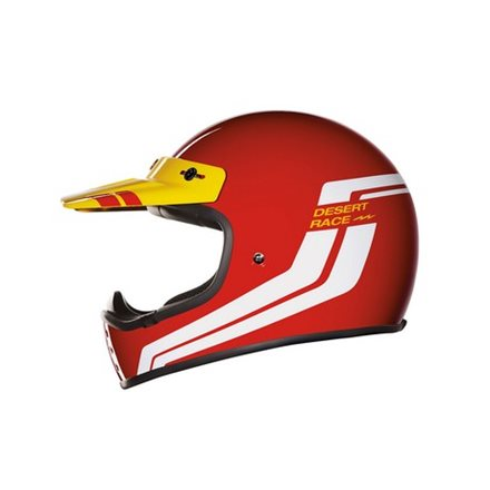 CASCO NEXX XG.200 DESERT RACE RED