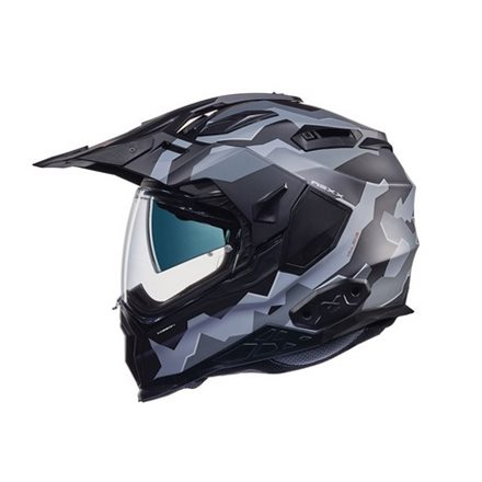 CASCO NEXX X.WED2 HILLEND BLACK MT
