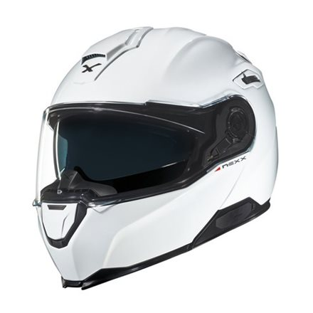 CASCO NEXX X.VILITUR PLAIN WHITE