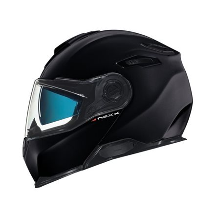 CASCO NEXX X.VILITUR PLAIN BLACK