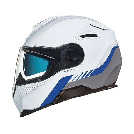 CASCO NEXX X.VILITUR LATITUDE WHITE/GREY