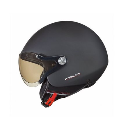CASCO NEXX SX.60 VISION+ BLACK MT