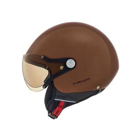 CASCO NEXX SX.60 VISION+ BROWN CHOC.