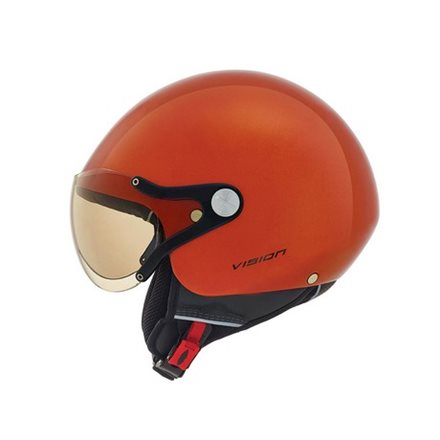 CASCO NEXX SX.60 VISION+ ORANGE. MET