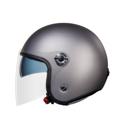 CASCO NEXX X70 PLAIN DARK GREY MT