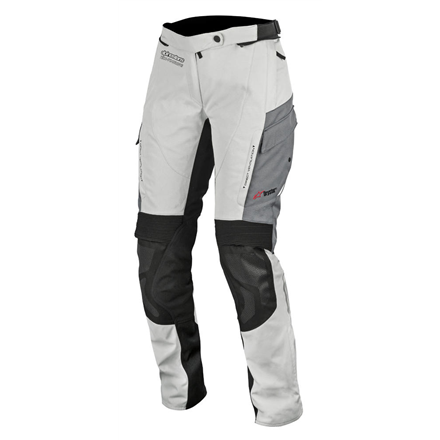 STELLA ANDES V2 DRYSTAR PANTALONES GRIS CLARO NEGRO GRIS OSCURO