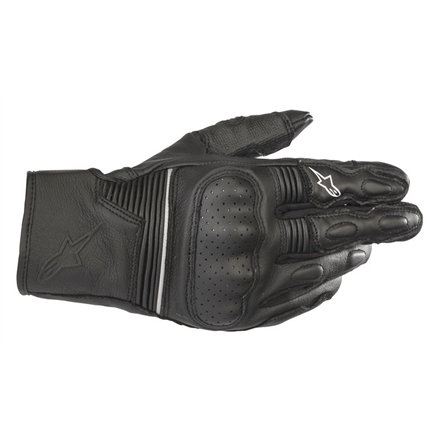 AXIS LEATHER GLOVE BLACK