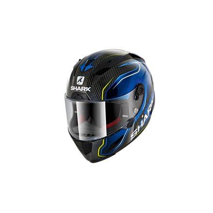 RACE-R PRO CARB GUINTOLI Carbon Blue Yellow
