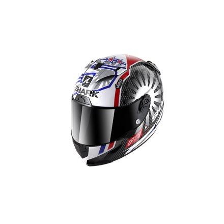 RACE-R PRO CARBON ZARCO GP FRANCE 2019 Carbon Chrom Red