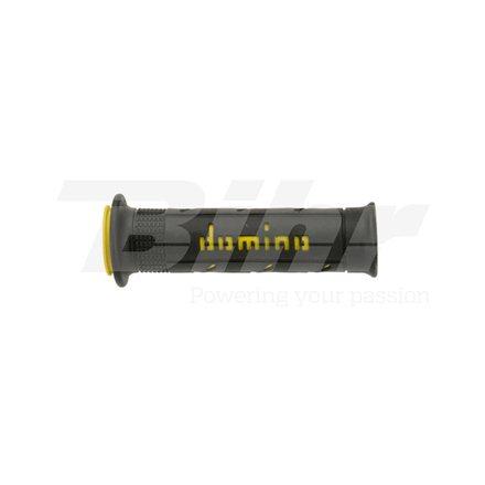 PUÑOS RACING SUPER SOFT 126MM NEGRO/AMARILLO A25041C4740
