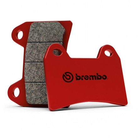 BENELLI CAFFÈ NERO (right caliper) 250 (08-16) PASTILLAS FRENO DELANTERAS BREMBO