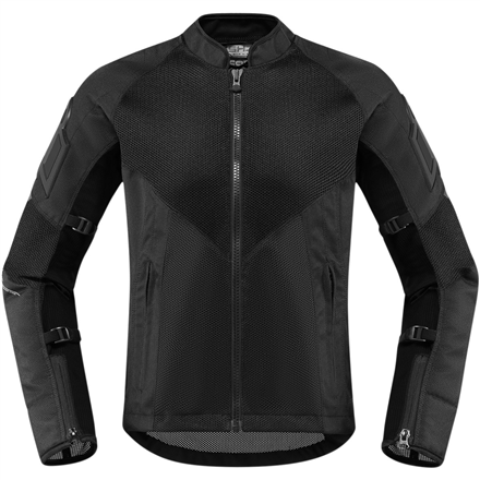 CHAQUETA ICON MUJER MESH AF CE STEALTH