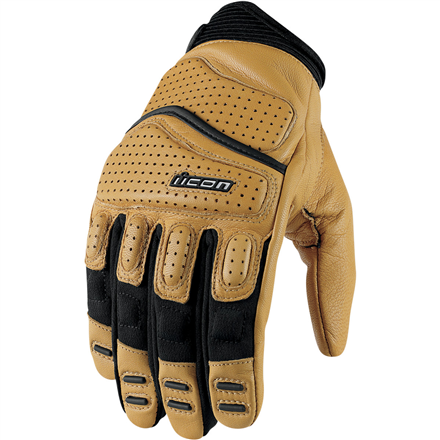 GUANTES ICON SUPERDUTY TAN