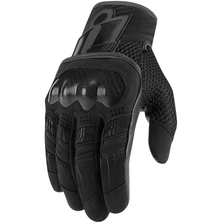 GUANTES ICON OVERLORD NEGRO
