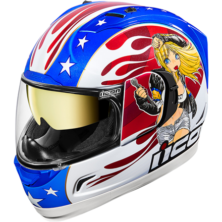 CASCO ICON ALLIANCE GT DC18 GLORY
