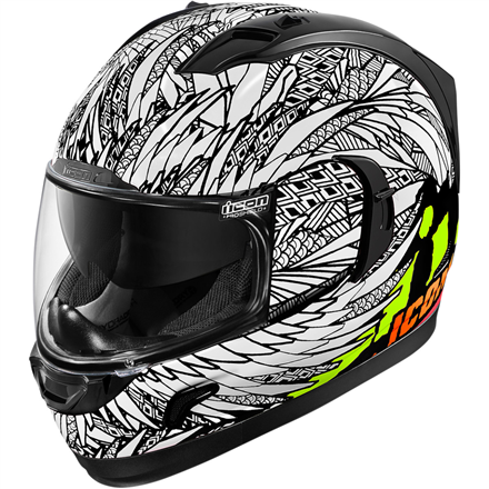 CASCO ICON ALLIANCE GT BIRDSTRKE BLANCO