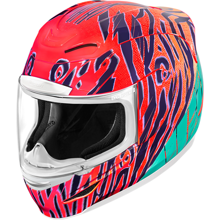 CASCO ICON AIRMADA WILDCHILD NARANJA