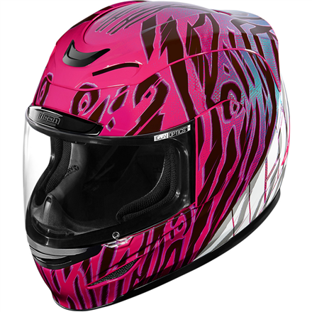 CASCO ICON AIRMADA WILDCHILD MORADO
