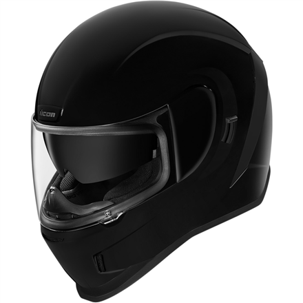 CASCO ICON AIRFORM NEGRO