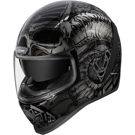 CASCO ICON AIRFORM SACROSNCT NEGRO